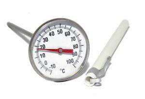 Cuarto Oscuro Quimica Termometro De Cuadrante De Acero Inoxidable 45mm Para Procesamiento De Pelicula Ebay Desde su invención ha evolucionado mucho, principalmente a partir del desarrollo de los termómetros digitales. ebay