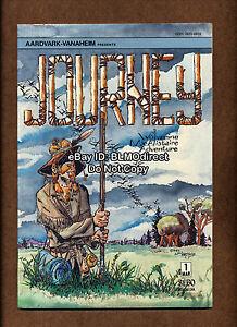 1983-Journey-1-NM-1st-Appearance-Wolverine-MacAlistaire-Aardvark-Vanaheim