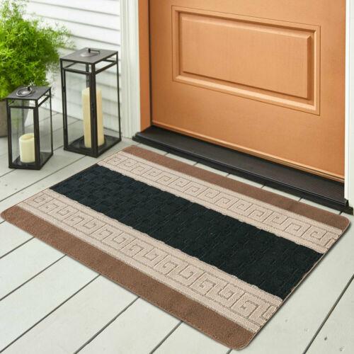 Anti Slip Small Door Mat Heavy Duty Kitchen Floor Indoor Outdoor Front Door Mat