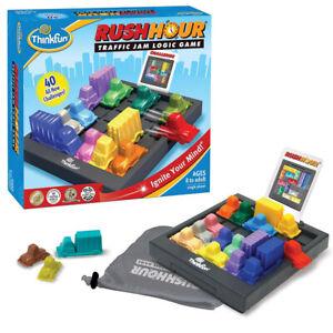 Rush-Hour-Traffic-Jam-Fun-logique-jeu-pour-Enfants-amp-Famille
