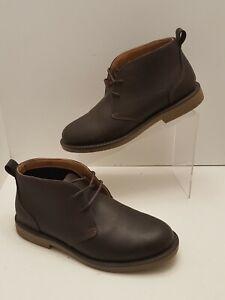 Merona Brown Chukkas Ankle Boots Men's Sz 7