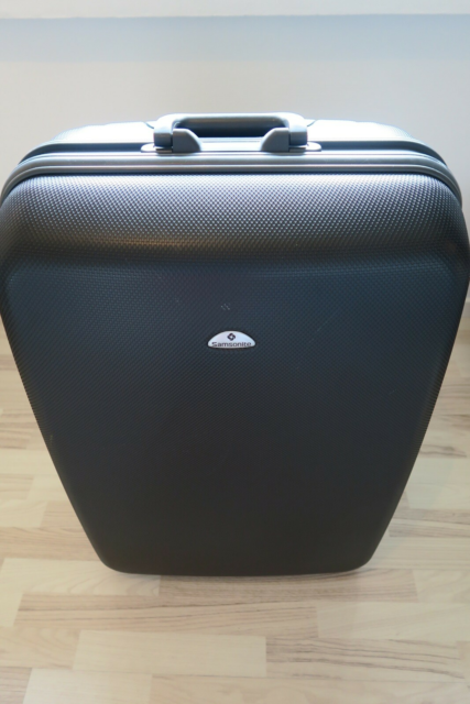 Kuffert, Samsonite, b: 80 l: 50 h: 30, GØR ET KUP, for her…
