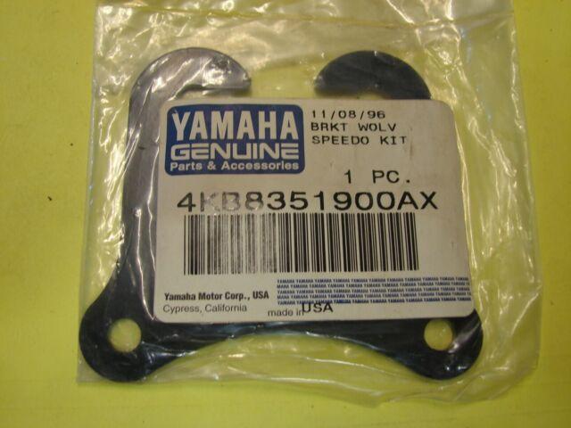 Yamaha Genuine Motorcycle Parts Xv250 Virago Meter Bracket 2gv 83519 00 898 For Sale Online Ebay