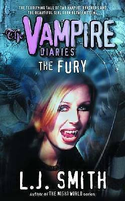 The Vampire Diaries: The Fury: Book 3, J Smith, L, Very Good Book