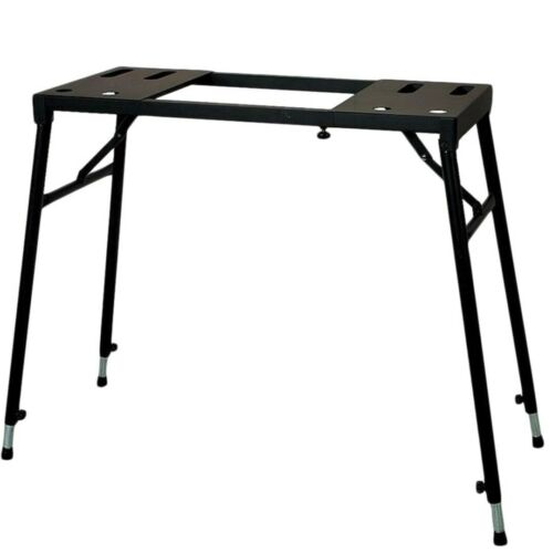 tavolo DJ giradischi QUIKLOK WS420 Stand Supporto consolle mixer tastiera