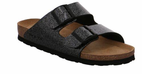 Rohde Alba 5633 Femmes Sandale Sandale blanc et noir chiné