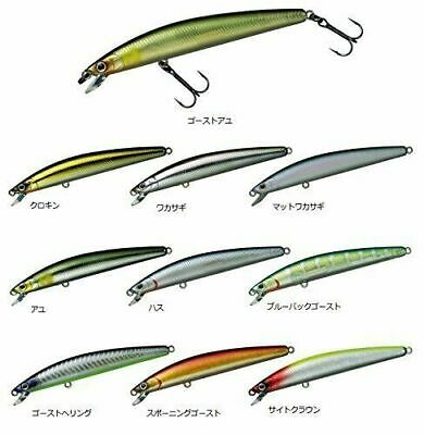 DAIWA T.D MINNOW 95SP jerk bait lure black bass fishing 10types