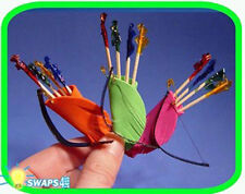 """Archery Set   """"Girl Scout"""" or """"Boy Scout"""" SWAPS  Craft Kit  by Swaps4Less.com"""