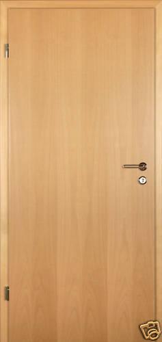 Innentür Zimmertür RSP Tür Buche CPL Laminat mit Zarge Türelement