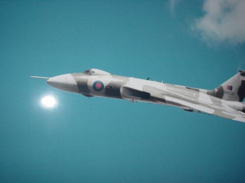 RAF VULCAN MILITARY BOMBER POSTER 27x36 HI RES