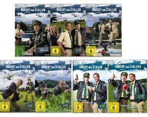 42-DVDs-HUBERT-UND-STALLER-STAFFEL-1-7-IM-SET-Tramitz-NEU-OVP