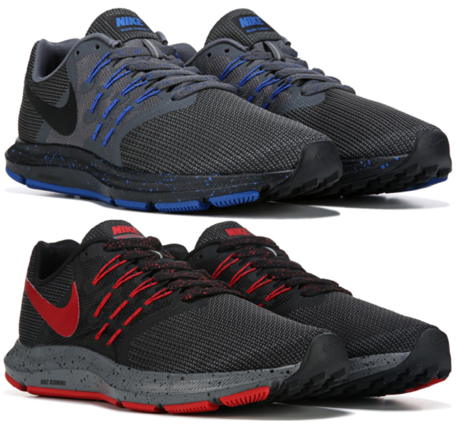 official site nice cheap colours and striking Nike Run Swift Men's Lifestyle Shoes 4E Extra Wide