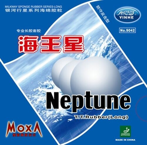 Yinhe Galaxy Neptune Long Table Tennis Rubbers ITTF approved from UK stock