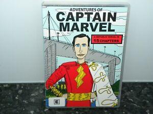 Adventures-Of-Captain-Marvel-3-A-Republic-Serial-DVD-VGC