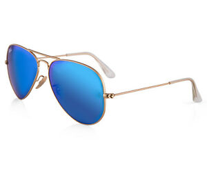 Ray-Ban-Aviator-RB3025-112-17-Sunglasses-Gold-Blue-Mirror