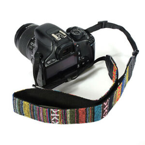 Neck-Straps-Vintage-All-SLR-DSLR-Camera-Shoulder-Strap-Belt-For-Canon-Sony-Nikon