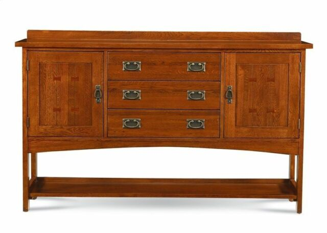 Mastercraft MISSION OAK  DINING SERVER SIDEBOARD  MC9816  ON SALE !!!!