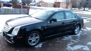 2007 Cadillac sts 4s