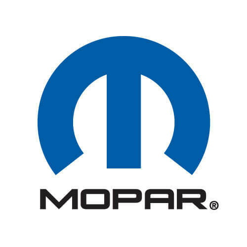 Genuine Mopar Plate-Retaining 68035565AA