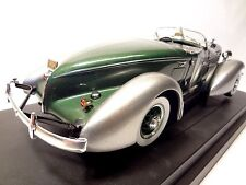 1935 Auburn 851 Speedster 1:18th scale die cast Ertl model 1936 852 1:18 EL Cord