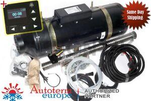 PLANAR-9D-8KW-24V-Diesel-Air-Heater-24V-with-PU-27-controller