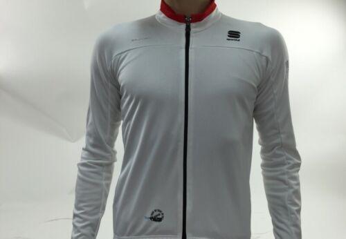 Sportful Bodyfit Pro Thermal Jersey Fahrrad-Lamgarmtrikot White M Bags 1100918