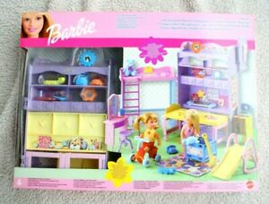 2019 DernièRe Conception Shelly Bedroom Playset (kelly Dormitorio, Guarderia, Doll) Brand New And Sealed! êTre Hautement Loué Et AppréCié Par Le Public Consommateur