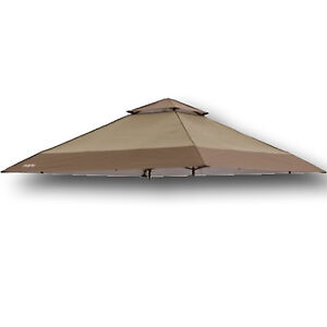 Image is loading Canopy-Top-for-Chapter-Pagoda-Ozark-Trail-13-  sc 1 st  eBay & Canopy Top for Chapter Pagoda Ozark Trail 13u0027 x 13u0027 Gazebo Shelter ...
