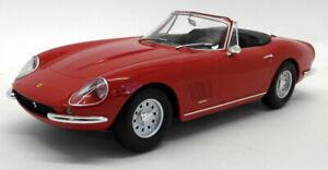 Kk-Escala-Escala-1-18-De-Metal-Fundido-kkdc-180231-Ferrari-275-GTB-4-estievenart-Spyder-039-67