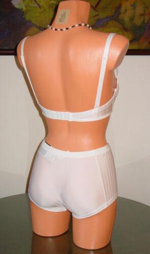 Multiposizione Chantelle Senso Short Bianco Bra 32a S Nwt FEgZfqxf