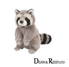 """Wild Republic Cuddlekins 12"""" Raccoon Plush Soft Toy Cuddly Teddy 10943"""