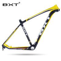 Carbon Mtb Frame 29er Mountain Bikes Frames 135x9 142x12mm Bsa Headset 3k Glossy