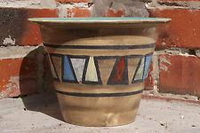 Ceramano 60s Design Keramik 500/4 Mäander Hans Welling WGP Midcentury Art
