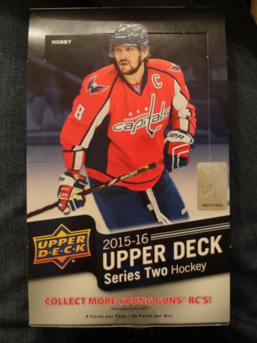 1 sur 2 2015 16 Upper Deck HOCKEY TEAM Sets Series I   II U Pick   Choose  YOUR 8aad34fb0462