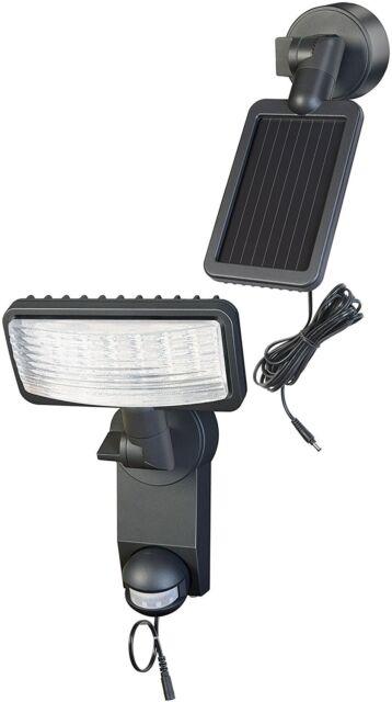 Brennenstuhl Solar LED-Leuchte Premium mit Bewegungsmelder 1179320