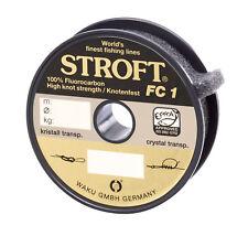 WAKU Schnur STROFT FC1 Fluorocarbon 25m