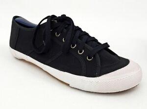 80c2b2222e83 Le Coq Sportif Deauville (1610708) Shoes Black White Gum Men s Size ...