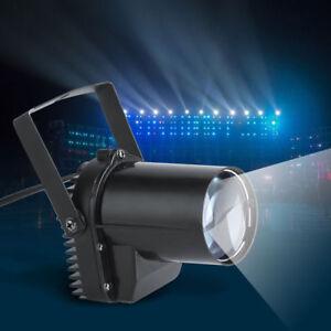 220v 12w led luce proiettore laser effetto luce bianca dj for Led luce bianca