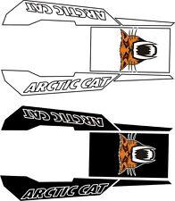 ARCTIC CAT TUNNEL top KIT Z1 F 570 F8 F5  PRO LXR BEARCAT TURBO DECAL STICKER 1