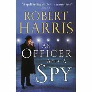 AN OFFICER AND A SPY EBOOK
