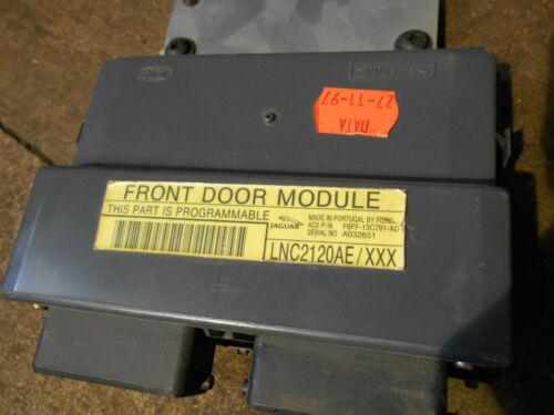 LNC2120AE Jaguar X308 XJ Front Door Module