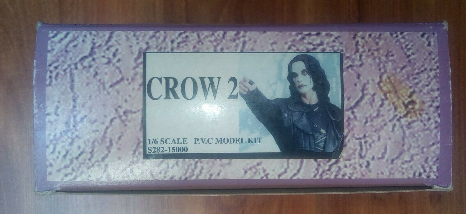 The crow crow crow 2 resin figure pvc model kit 1 6 d0ffad