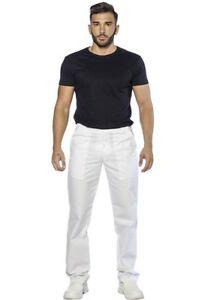 Pantaloni Pantalone Cuoco Pantalaccio Chef Uomo Cucina Ristorante Divisa Cotone Ebay