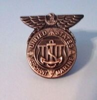 United States Merchant Marine Honorable Service Lapel Pin