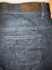 Express W10  Flare Stretch Womens Dark Blue Denim Jeans Size 10 S x 29.25 Mint