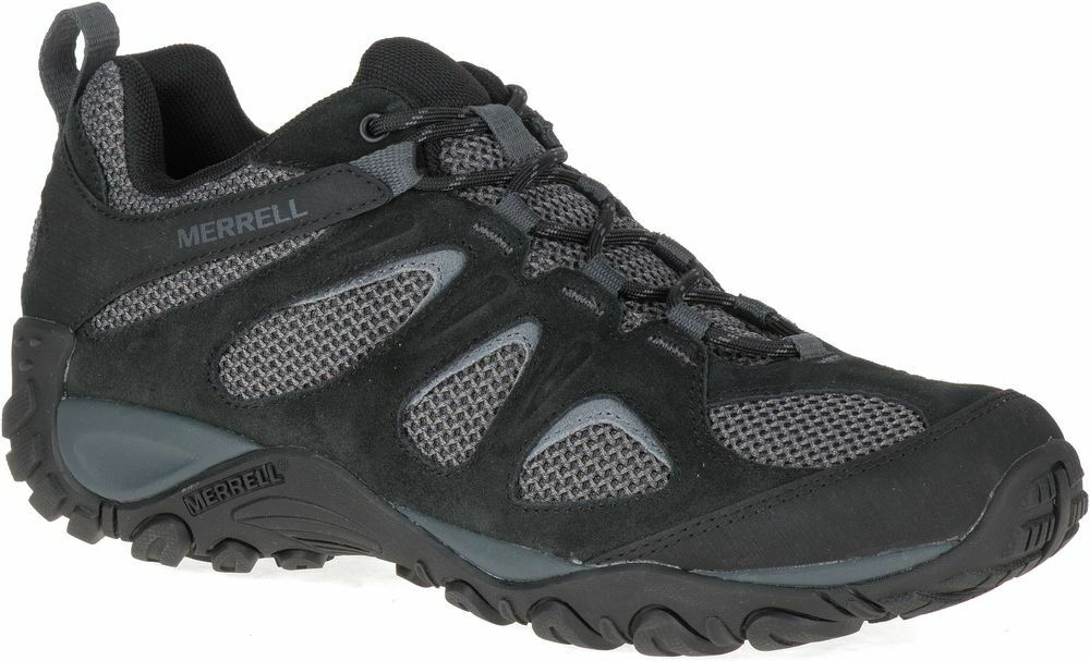 MERRELL Yokota 2 J46547 all'aperto Hire Trekre Athletic Trainers sautope uomini nuovo