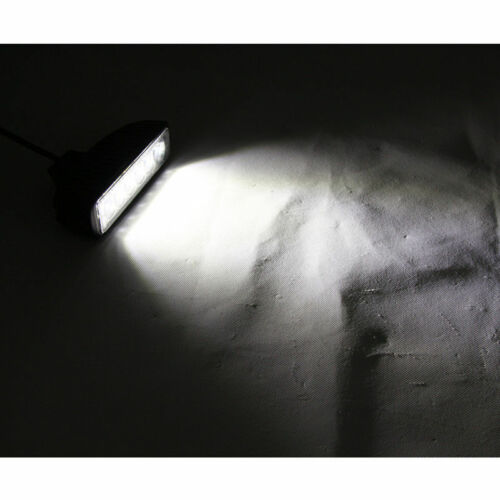 4X 6inch 18W LED Work Light Bar Spot Off-road Driving 4WD LAMP ATV Strip 12V24V