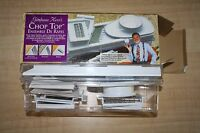 Kitchen Chop Top Grater Set by Graham Kerr. Mandoline multi-tool.