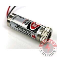 3-6V 650nm 5MW Adjustable Dot Red Laser Line Module Laser Head