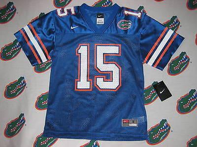 NWT NIKE FLORIDA GATOR TIM TEBOW JERSEY KIDS YOUTH SZ 4 | eBay